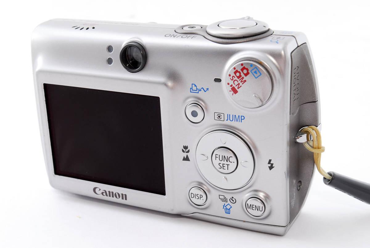 ★即決★価格交渉あり★キャノン canon ixy digital 600 デジタルカメラ<化粧箱、付属品>#1275_画像5
