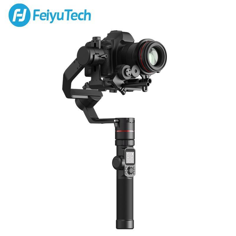 NEW Feiyu Tech AK4000 3軸カメラスタビライザー_画像6