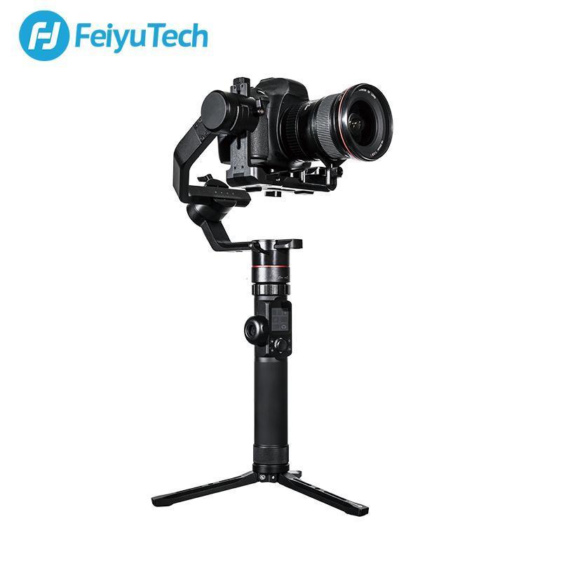 NEW Feiyu Tech AK4000 3軸カメラスタビライザー_画像1