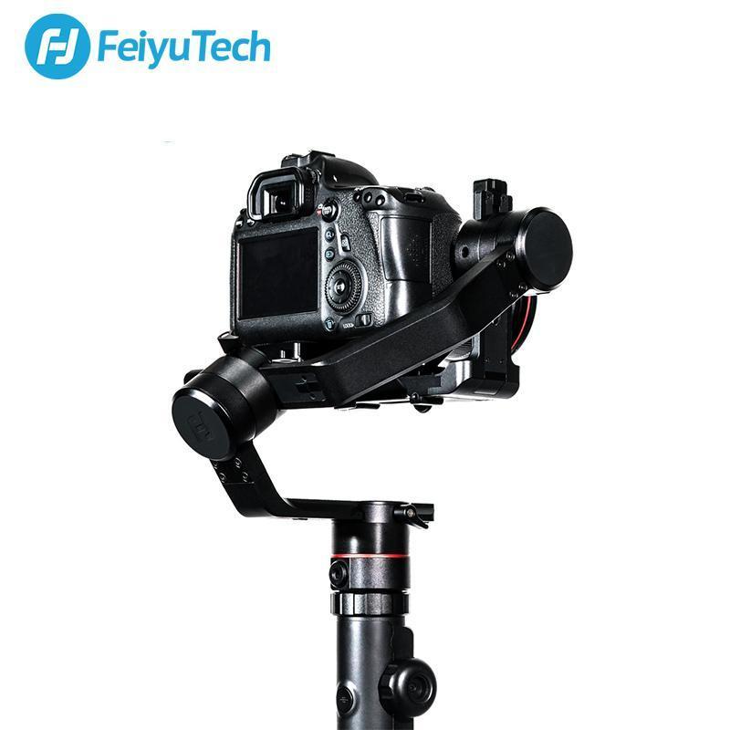 NEW Feiyu Tech AK4000 3軸カメラスタビライザー_画像4