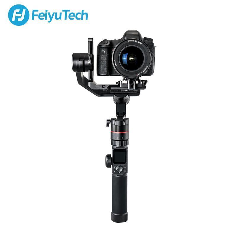 NEW Feiyu Tech AK4000 3軸カメラスタビライザー_画像5