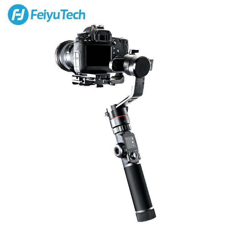 NEW Feiyu Tech AK4000 3軸カメラスタビライザー_画像3