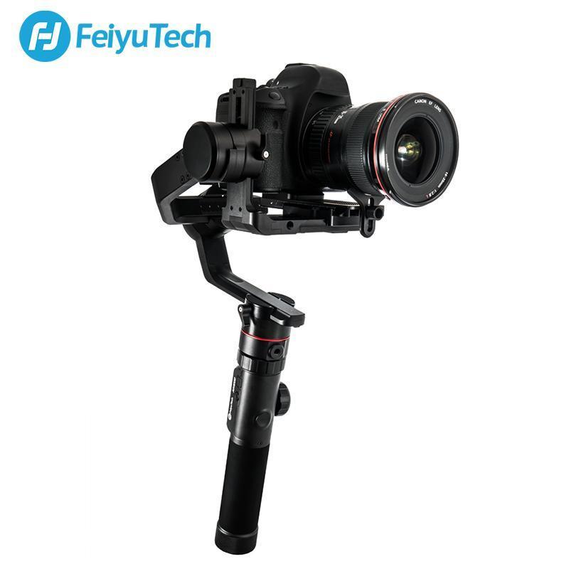 NEW Feiyu Tech AK4000 3軸カメラスタビライザー_画像2