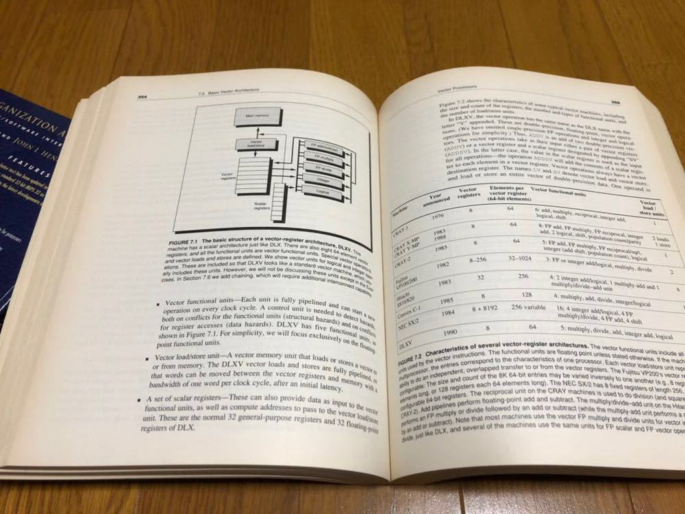 Computer Organization and Design & Computer Architecture パターソン ヘネシー洋書2点セット_画像4