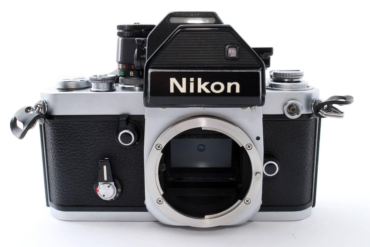 ☆動作絶好調☆ Nikon F2 フォトミック S ニコン Photomic S フィルム 一眼レフ カメラ_画像3