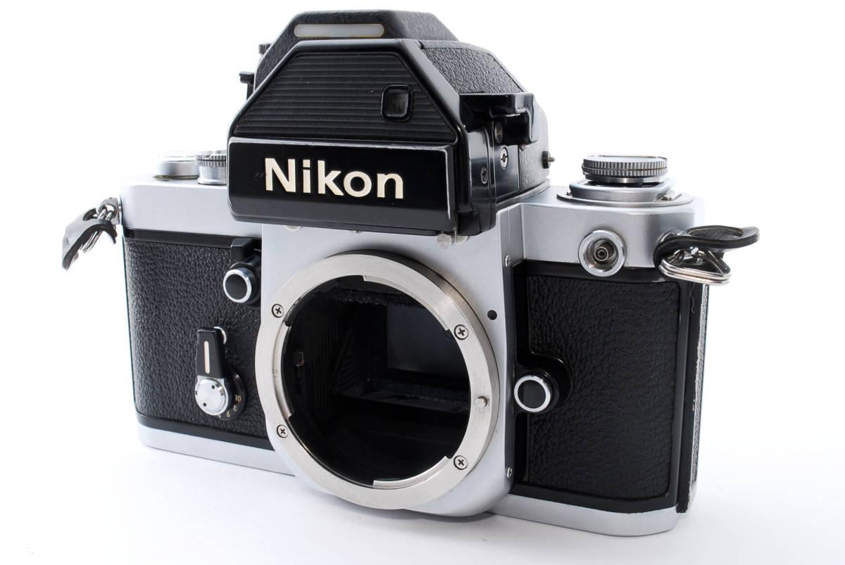 ☆動作絶好調☆ Nikon F2 フォトミック S ニコン Photomic S フィルム 一眼レフ カメラ_画像2