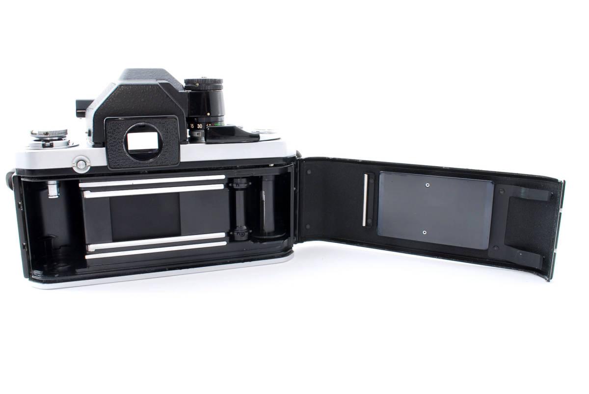 ☆動作絶好調☆ Nikon F2 フォトミック S ニコン Photomic S フィルム 一眼レフ カメラ_画像9