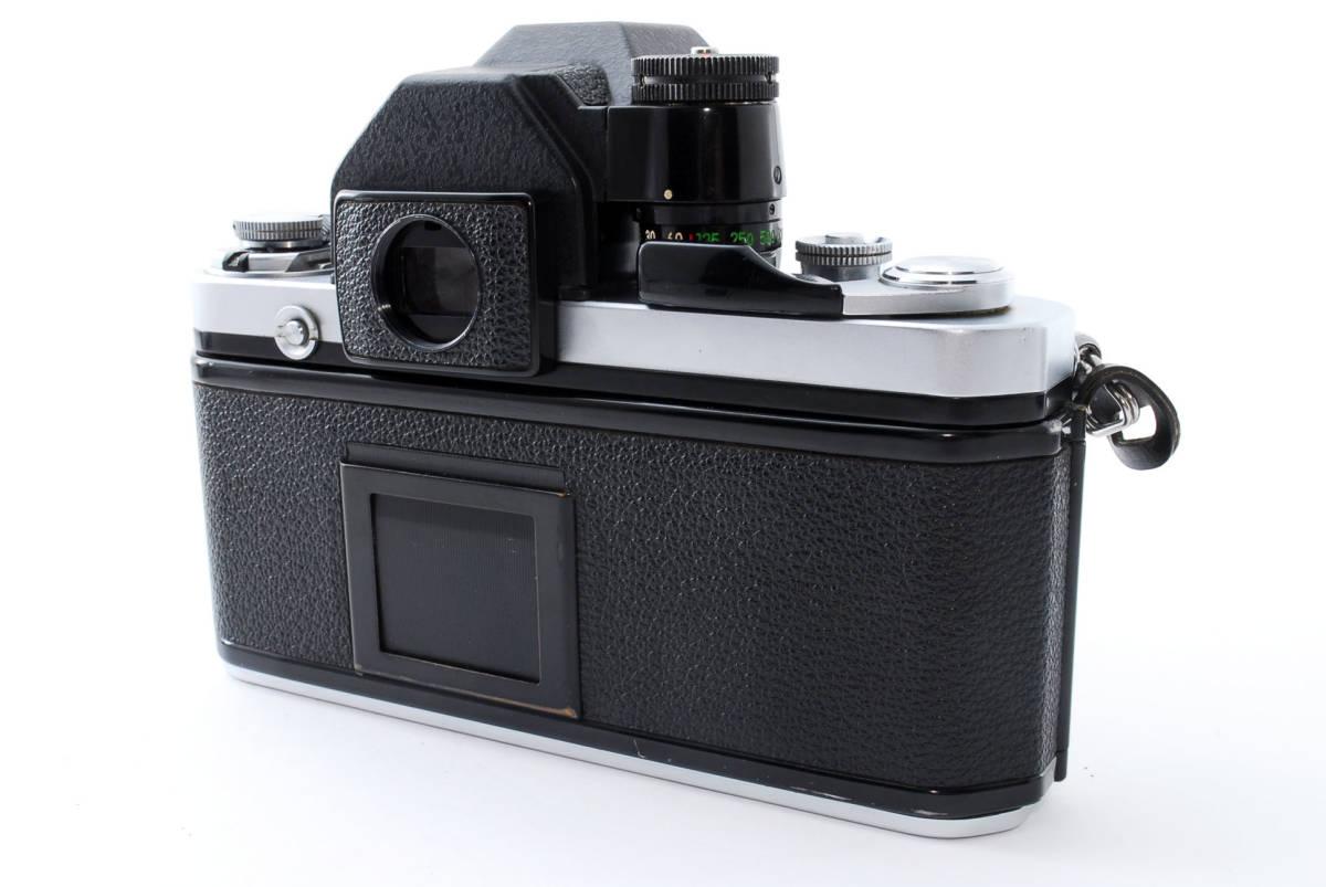 ☆動作絶好調☆ Nikon F2 フォトミック S ニコン Photomic S フィルム 一眼レフ カメラ_画像5