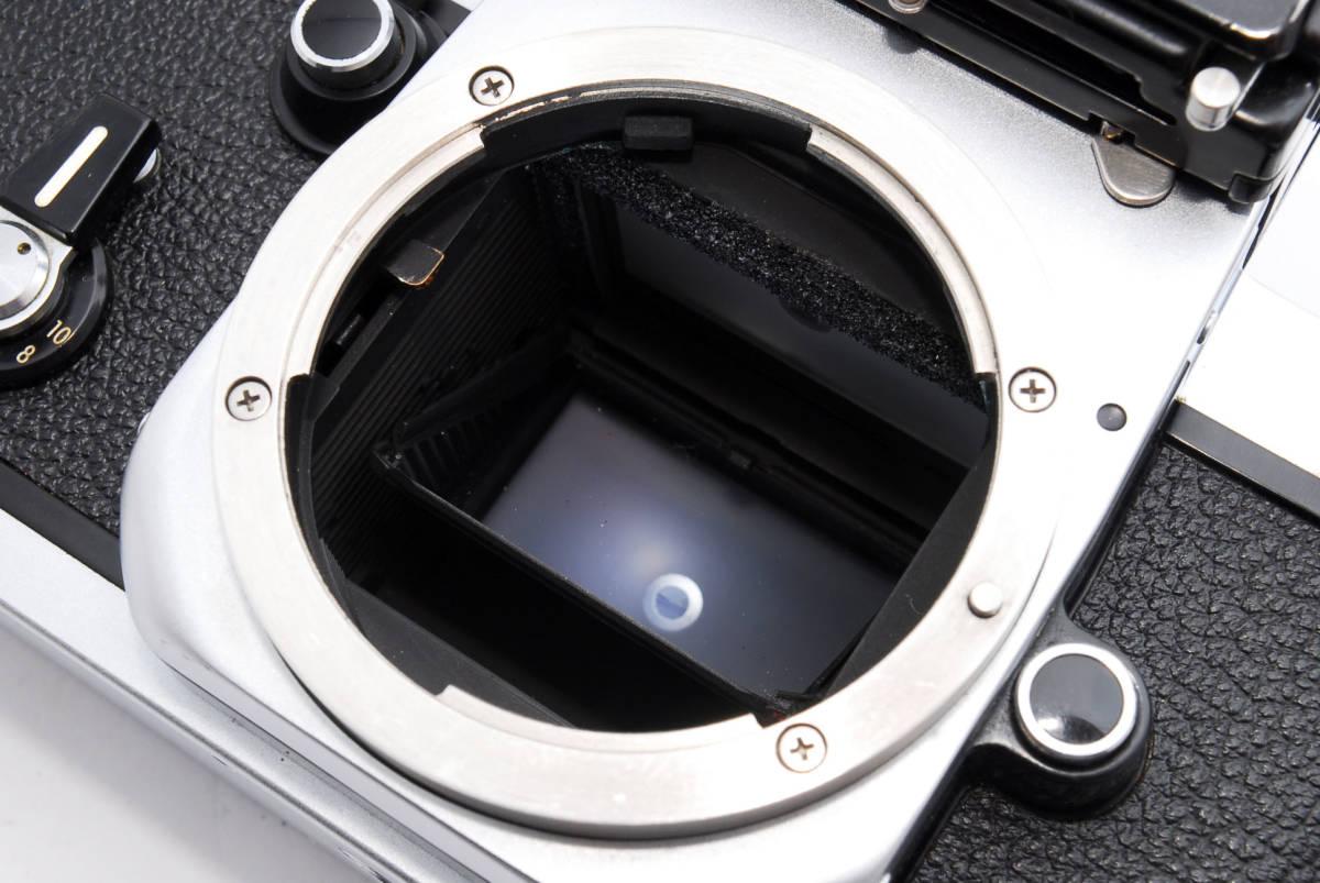 ☆動作絶好調☆ Nikon F2 フォトミック S ニコン Photomic S フィルム 一眼レフ カメラ_画像10