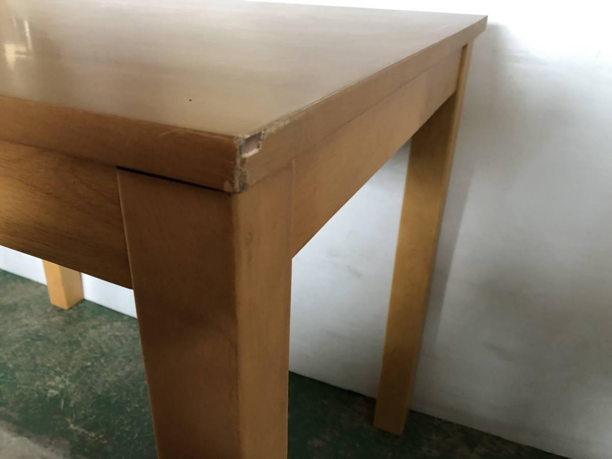 ■家具の大丸 折りたたみ ダイニングテーブル ■イ15_画像6