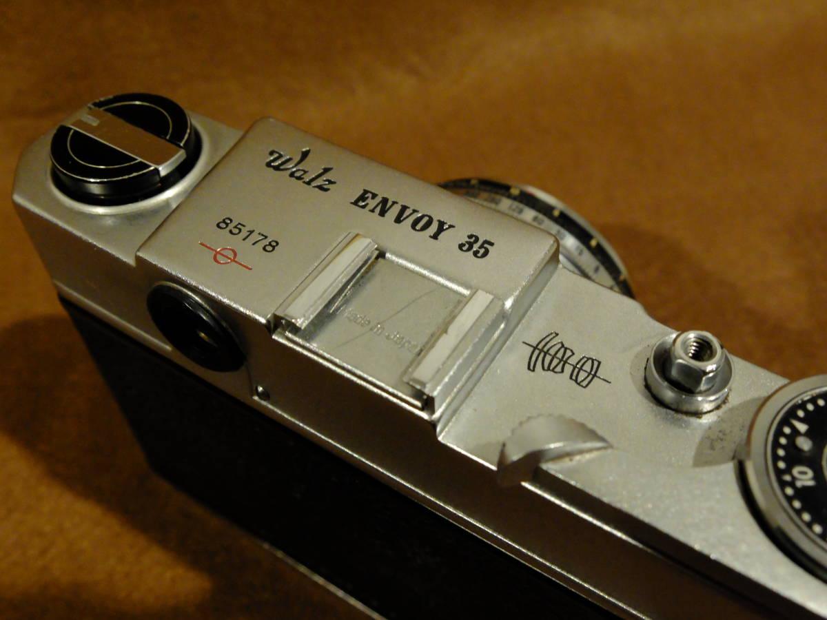 【中古/稀少/ジャンク】ワルツ エンボイ35 / Waltz ENVOY 35_画像9