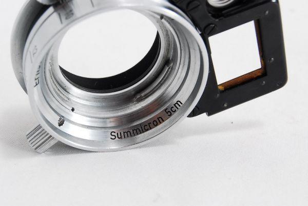 ライカ●近接装置●SOOKY Summicron 5cm用●ズーキー ズミクロン用_画像10