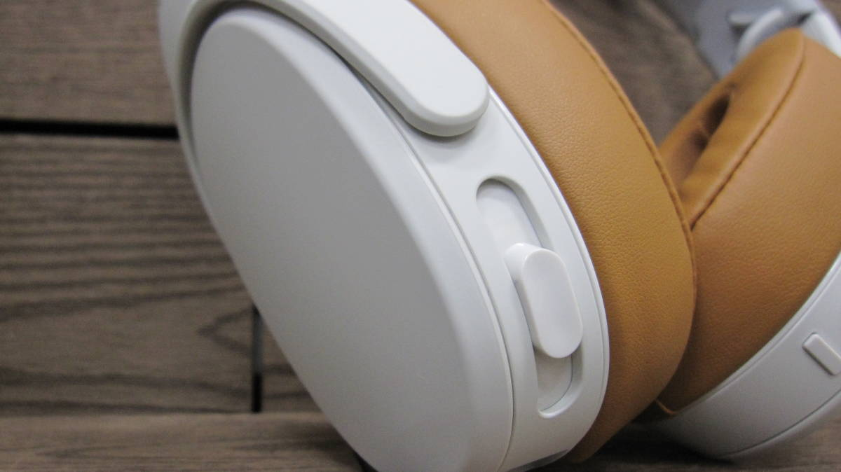 Skullcandy CRUSHER WIRELESS スカルキャンディ クラッシャーワイヤレス Bluetooth対応 ヘッドホン 動作確認済み_画像4