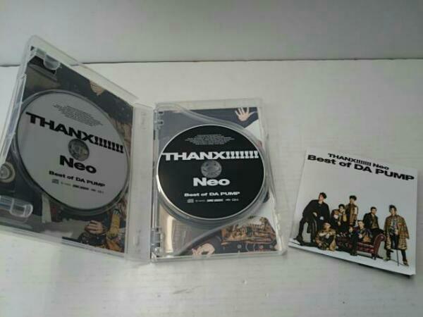 DA PUMP CD THANX!!!!!!! Neo Best of DA PUMP(初回生産限定盤)(DVD付)_画像4