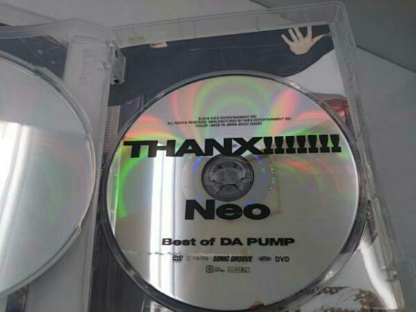 DA PUMP CD THANX!!!!!!! Neo Best of DA PUMP(初回生産限定盤)(DVD付)_画像5
