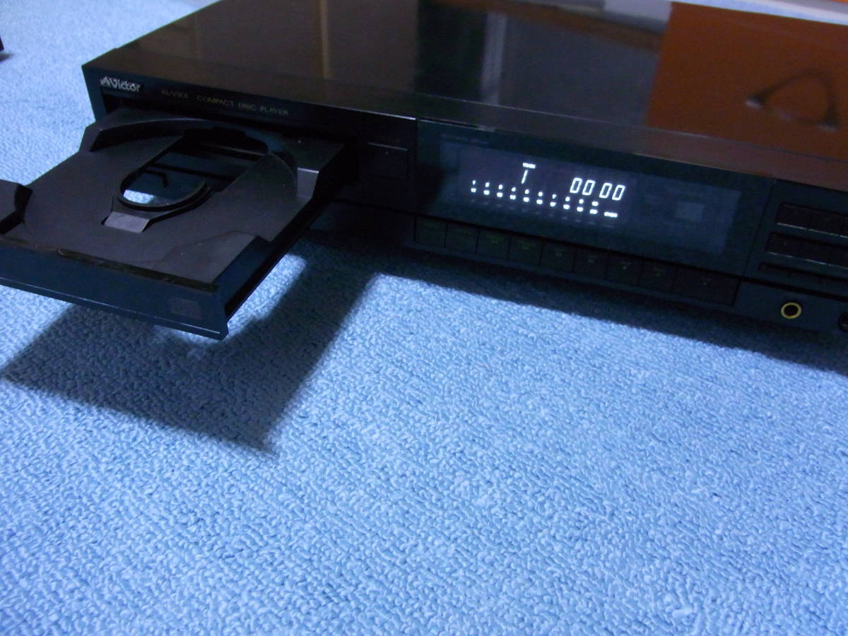 VICTOR CDプレーヤー XL-V301