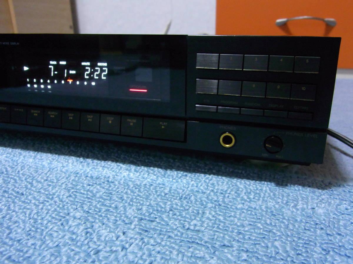 VICTOR CDプレーヤー XL-V301_画像8