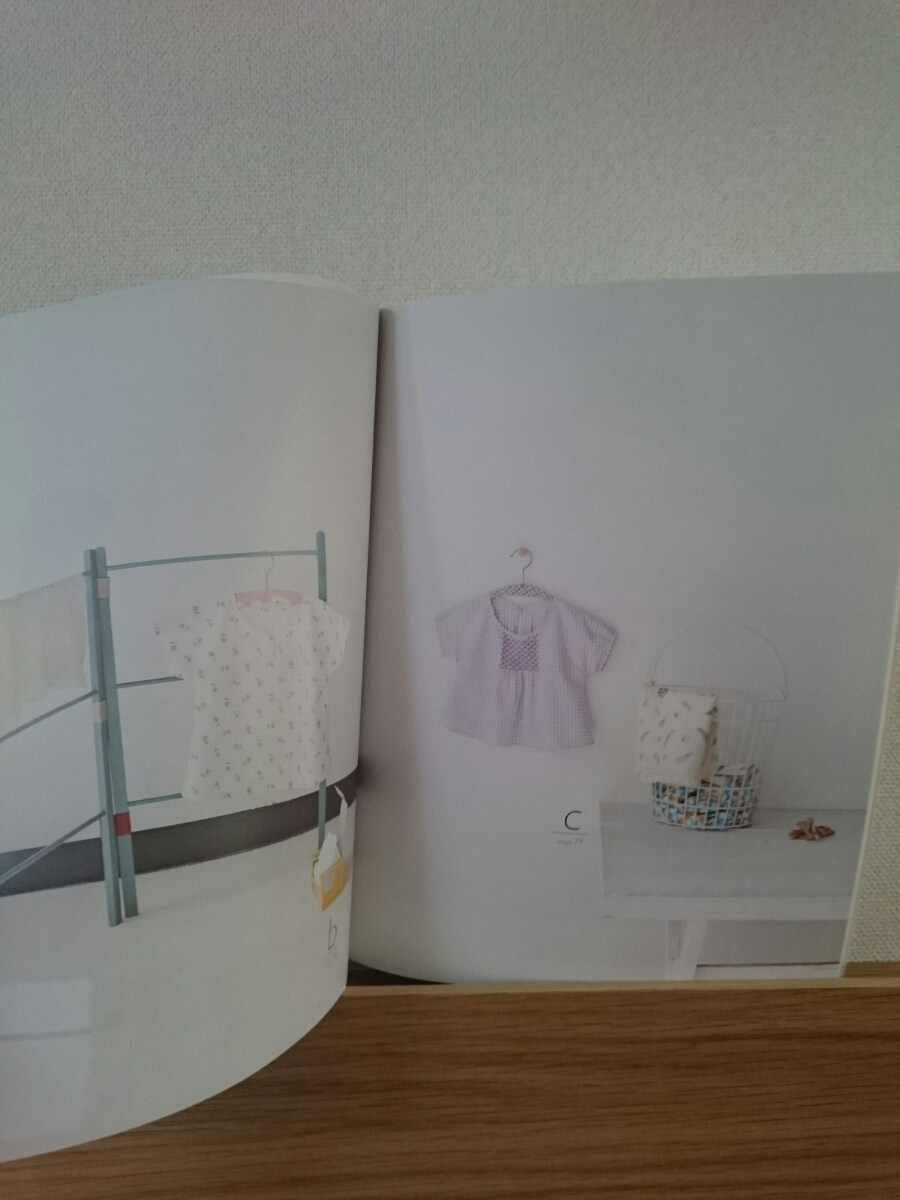 おんなのこの服、てづくりの服 月居良子+H.H 文化出版局 古本_画像2