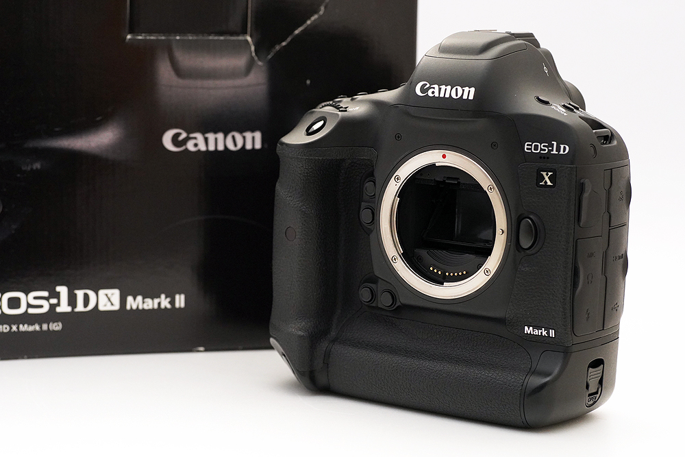 Canon EOS 1D X MarkⅡ 【CFast 128GB付き】 1DX2