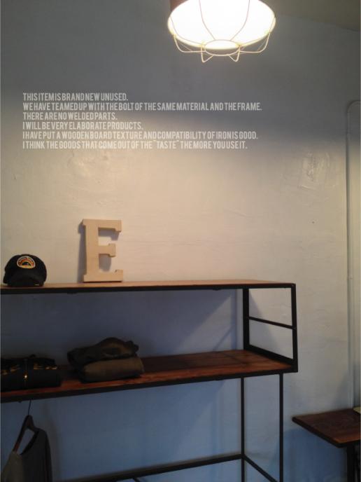 数量限定 CONVOY-S ハンガーラック シェルフ アイアン 棚 インダストリアル  本棚 衣装 キッチン ディスプレイラック_画像4