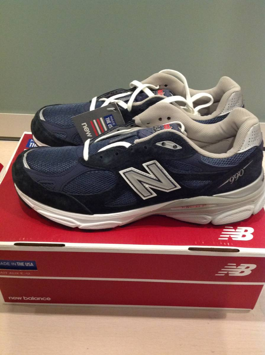 on sale 1f9b8 69a05 new goods regular price and downward NEW BALANCE M990 NV3 ...