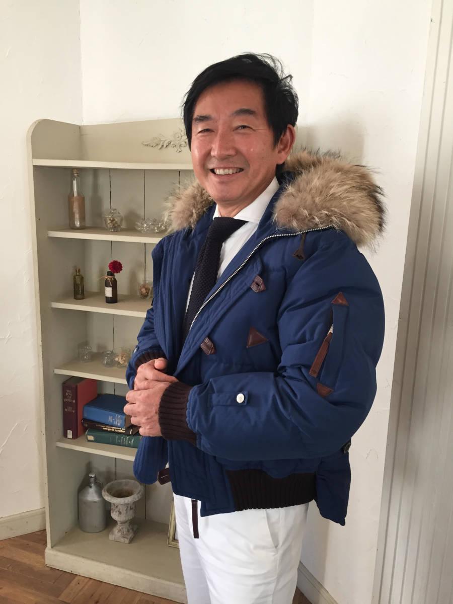 素敵なDsquared2のジャケットです!