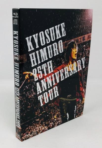 氷室京介 KYOSUKE HIMURO 25TH ANNIVERSARY TOUR FINAL DESTINATION DVD FC 限定 国内正規品 送料無料 BOOWY DVD