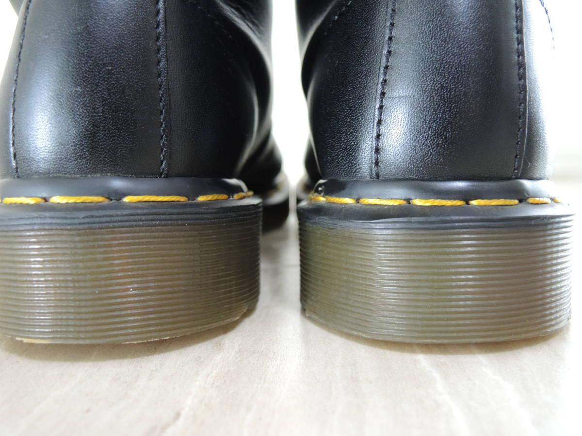 Dr.Martens ドクターマーチン 14ホール サイド ジップ zip ブーツ_画像8