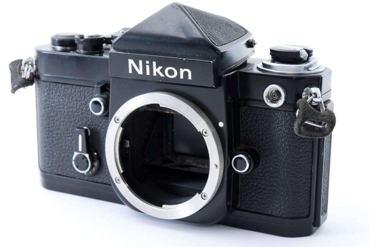 ★美品★ ニコン Nikon F2 アイレベル ブラック ボディ★ワンオーナー #5484_画像2