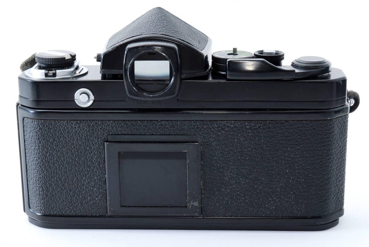 ★美品★ ニコン Nikon F2 アイレベル ブラック ボディ★ワンオーナー #5484_画像5