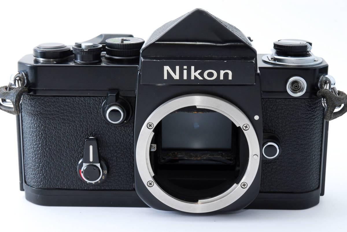 ★美品★ ニコン Nikon F2 アイレベル ブラック ボディ★ワンオーナー #5484_画像3