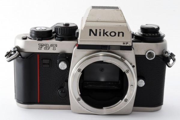 ★美品★ ニコン Nikon F3/T HP チタン ボディ★ワンオーナー◆ #5353_画像3