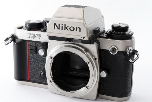 ★美品★ ニコン Nikon F3/T HP チタン ボディ★ワンオーナー◆ #5353_画像2