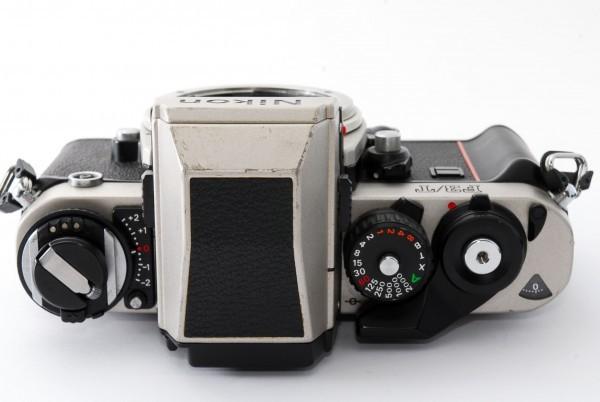 ★美品★ ニコン Nikon F3/T HP チタン ボディ★ワンオーナー◆ #5353_画像4