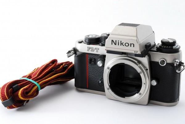 ★美品★ ニコン Nikon F3/T HP チタン ボディ★ワンオーナー◆ #5353