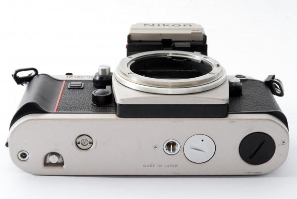★美品★ ニコン Nikon F3/T HP チタン ボディ★ワンオーナー◆ #5353_画像9