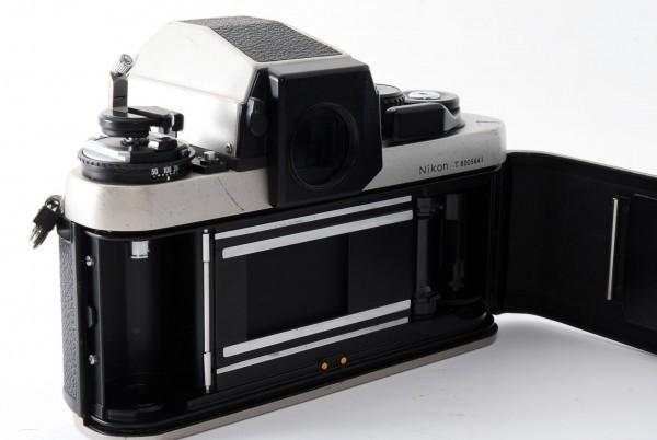 ★美品★ ニコン Nikon F3/T HP チタン ボディ★ワンオーナー◆ #5353_画像8