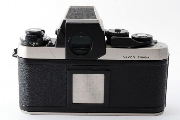 ★美品★ ニコン Nikon F3/T HP チタン ボディ★ワンオーナー◆ #5353_画像6