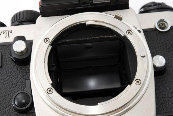 ★美品★ ニコン Nikon F3/T HP チタン ボディ★ワンオーナー◆ #5353_画像10