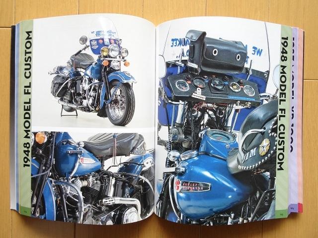 洋書◆ハーレー写真集 本 バイク クルーザー アメリカン チョッパー_画像4