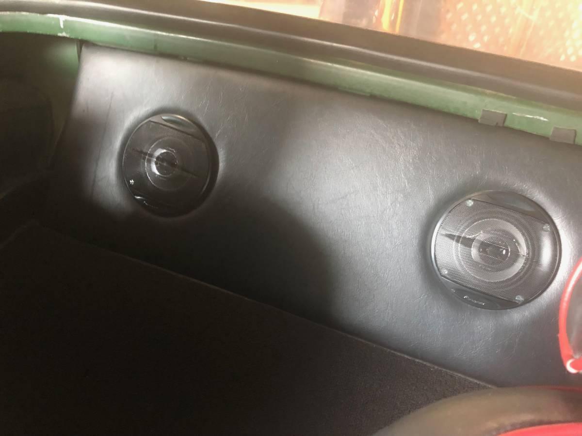 名車 希少車 旧車 MG-B  ミゼット ディーラー車 エンジン快調 4速ミッション オープンカー!!車検満タン_画像9