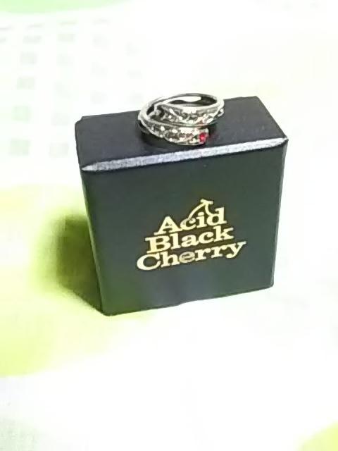 Acid Black Cherry 指輪 アームウォーマー_画像1
