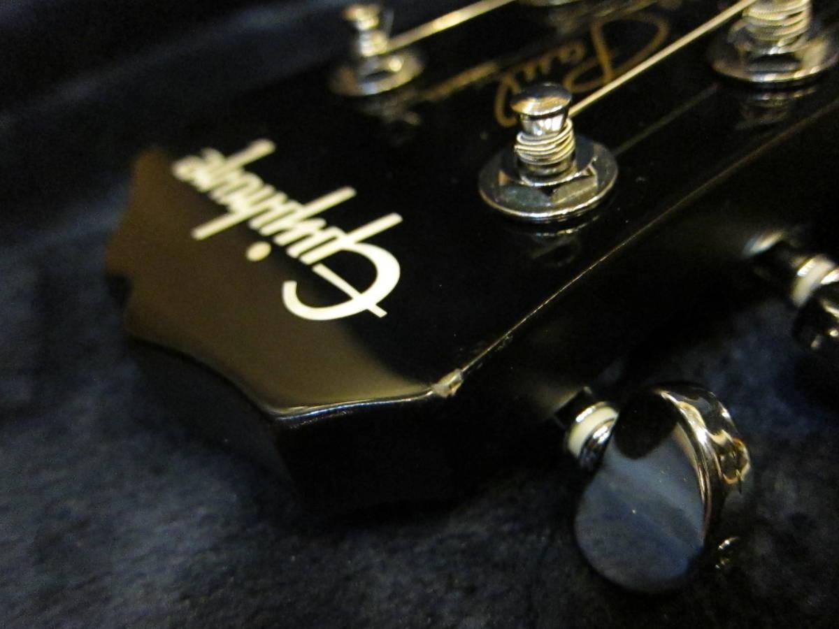 即決☆Epiphone Custom Shop Limited Edition Les Paul Plus Top Pro/FX☆Floyd Rose搭載の人気限定モデル♪_画像8