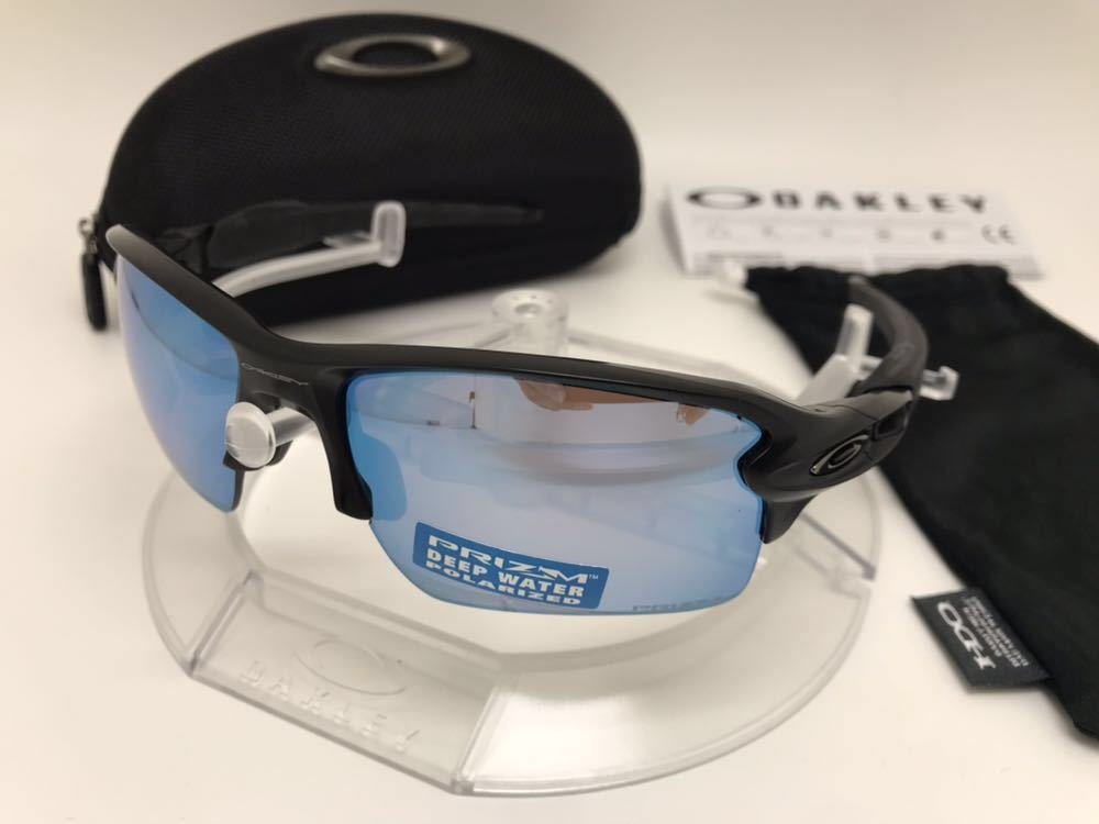 6d5cffbb89b   new goods  OAKLEY Oacley Flak 2.0 XL Prizm Deep H2O Polarized OO9188-58
