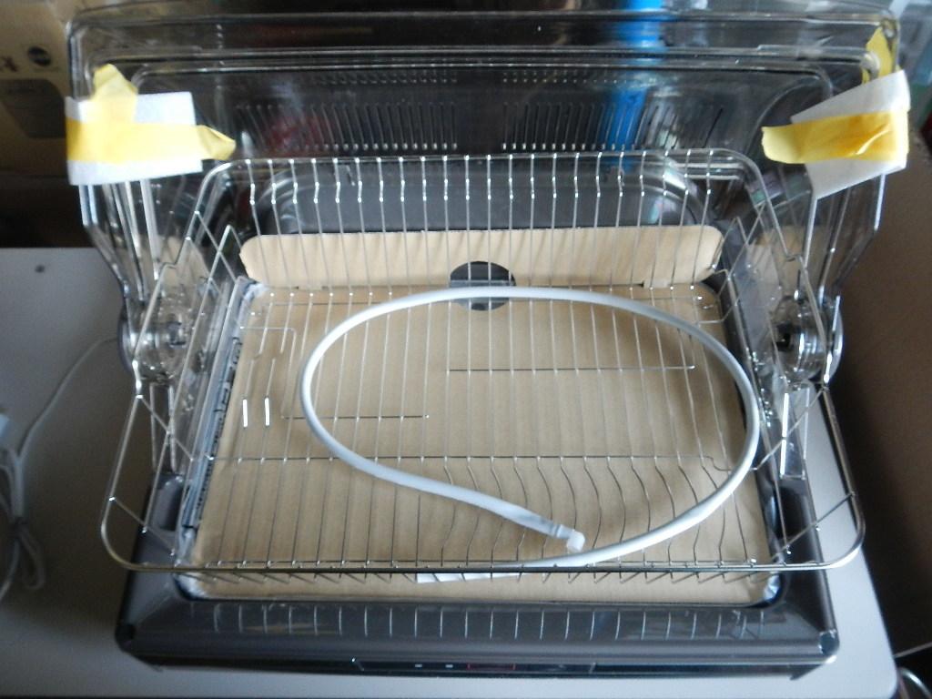 ◎売切り◎未使用◎三菱キッチンドライヤー◎TK-ST11-H◎食器乾燥機◎2018年製◎_画像4