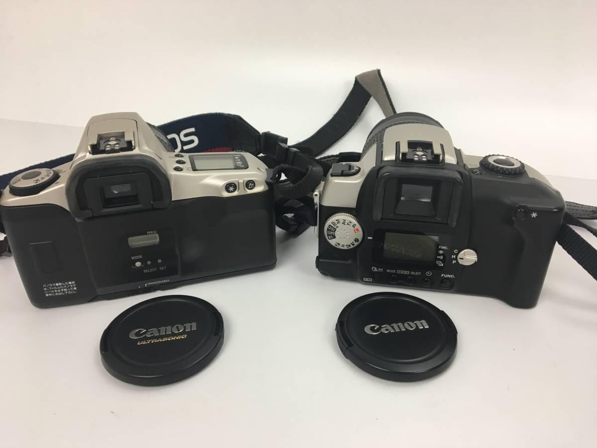 AZ-641 Cannon / キャノン デジタル一眼 カメラ レンズ アクセサリー ケース まとめて EOS kiss Ⅱ IX50 FD200㎜ Canon 100mm f3.5_画像9