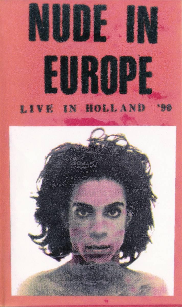 PRINCE/Nude Tour オランダ '90 プリンス★激レアお宝!未DVD化_画像1