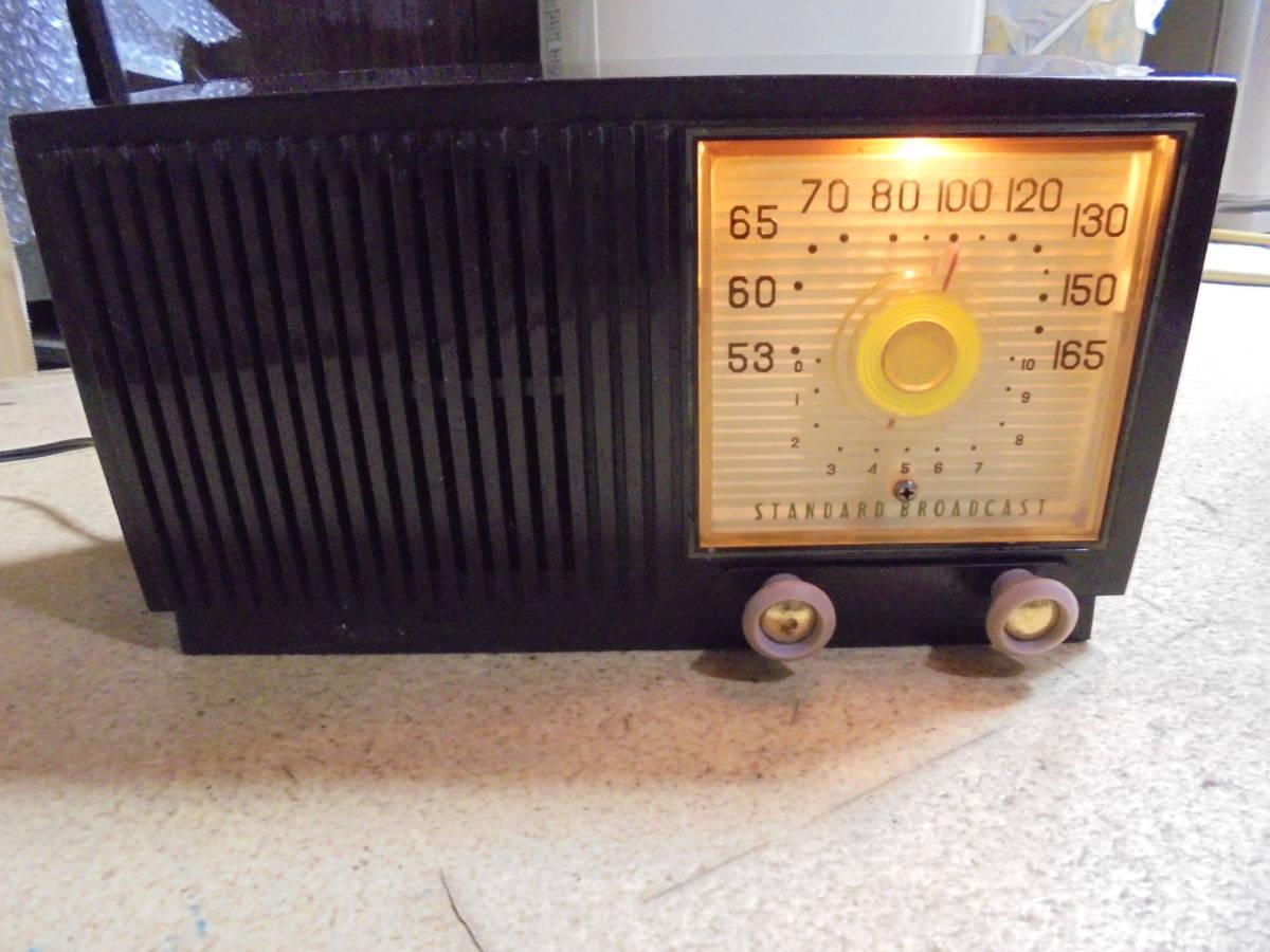 シャープ真空管レトロラジオ 5Pシリーズ 5P-11