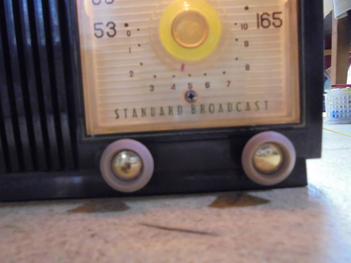 シャープ真空管レトロラジオ 5Pシリーズ 5P-11 _画像10
