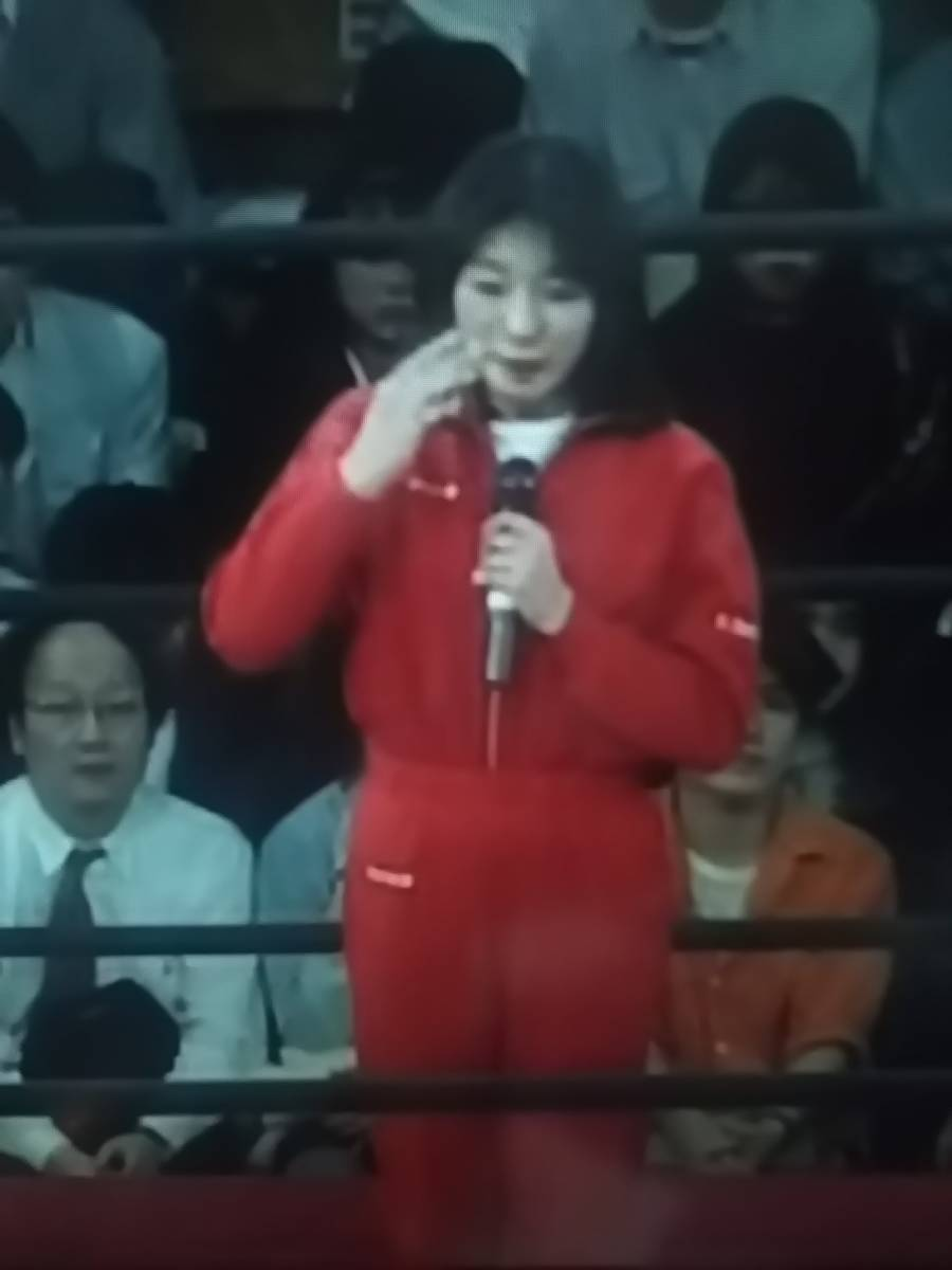 プロレス用DVDケース3枚 美人若手レスラー①特集 全日本女子プロレス 全女_画像2